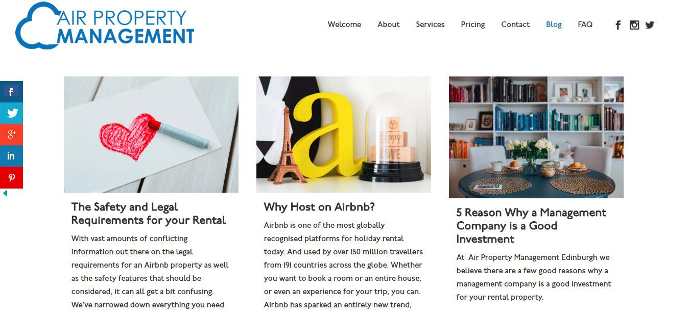 Blog Air Property Management