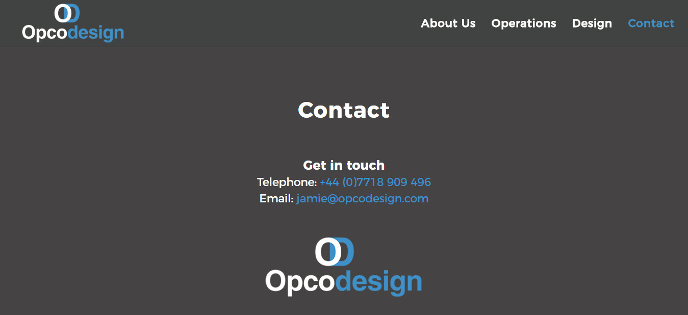 Opcodesign Design and Operations Consultancy