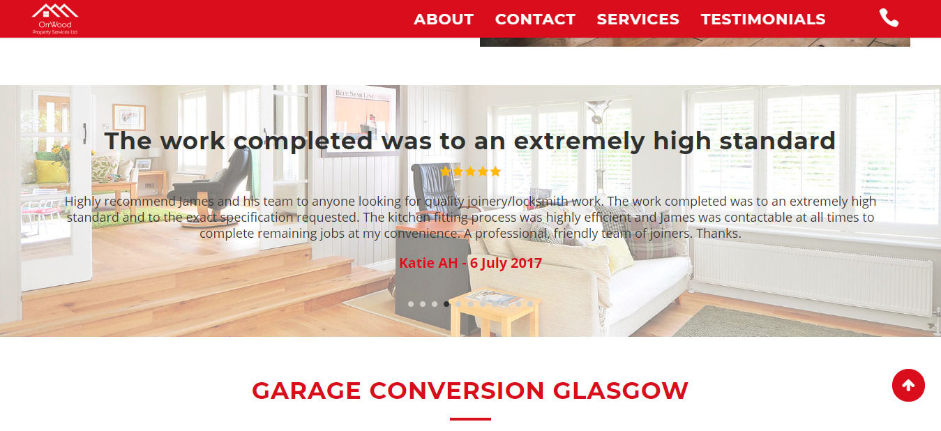 Garage Conversion and Development in Glasgow Call us for a Free Quote (2)