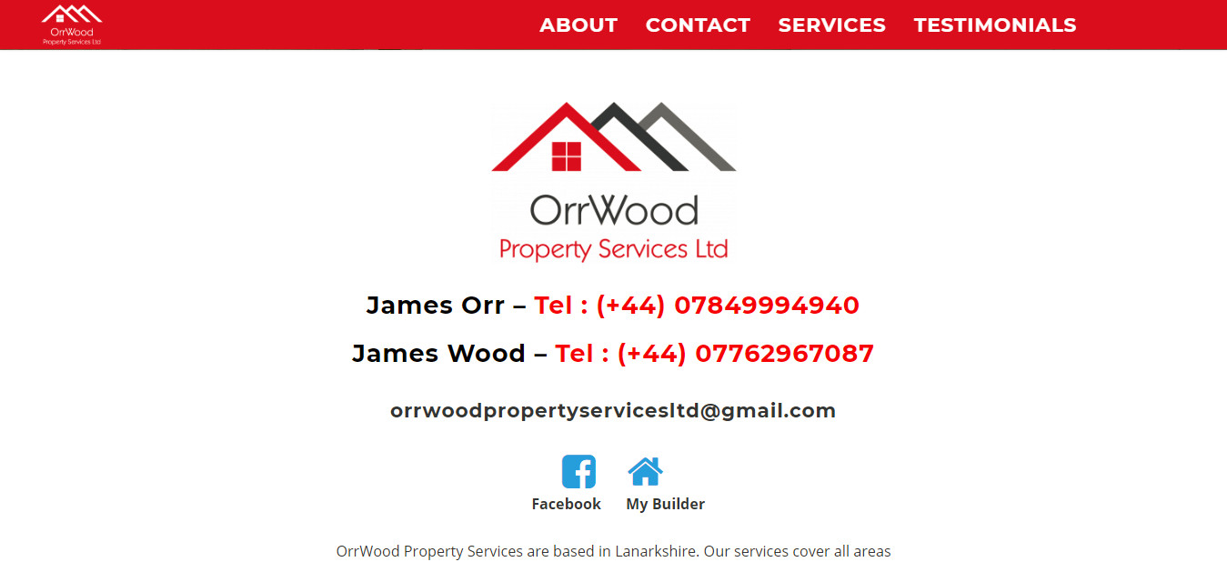 Orrwood Property Services Property Maintenance Glasgow (1)
