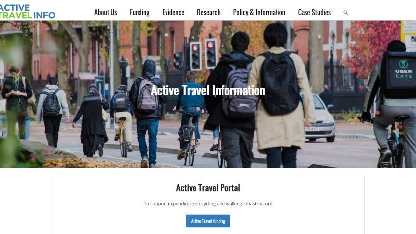 Active Travel Home