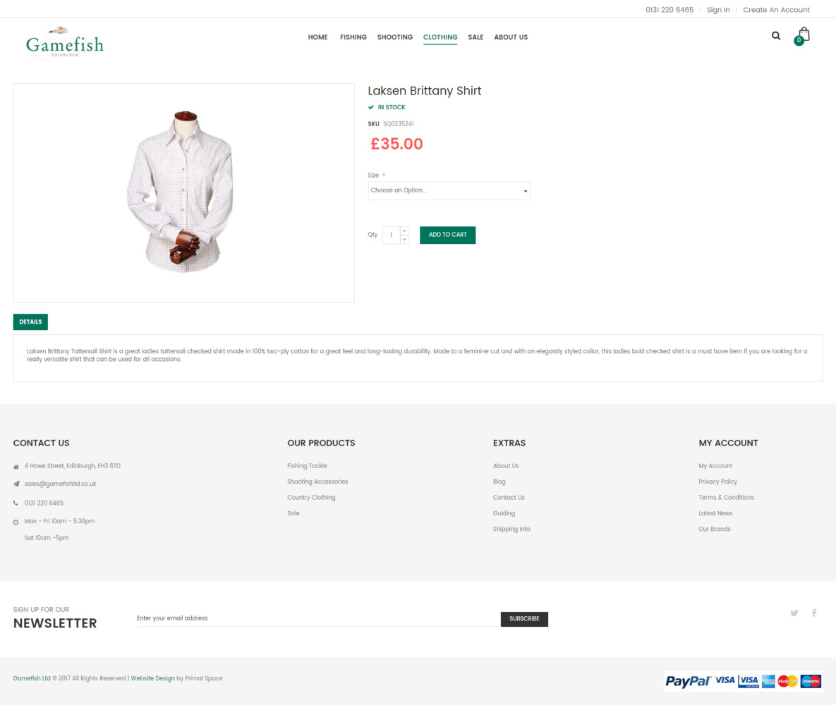 Gamefish-Product-Page