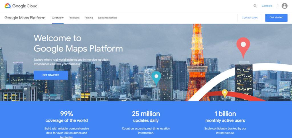 Google Maps Platform Geo location APIs   Google Maps Platform   Google Cloud (1)