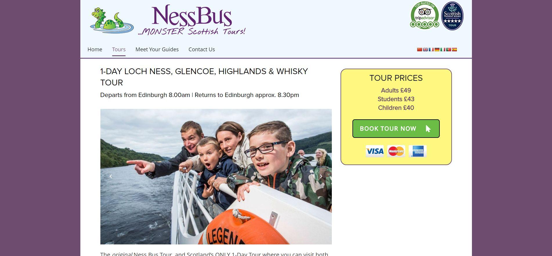 Loch-Ness-Glencoe-Highlands-Whisky-Ness-Bus