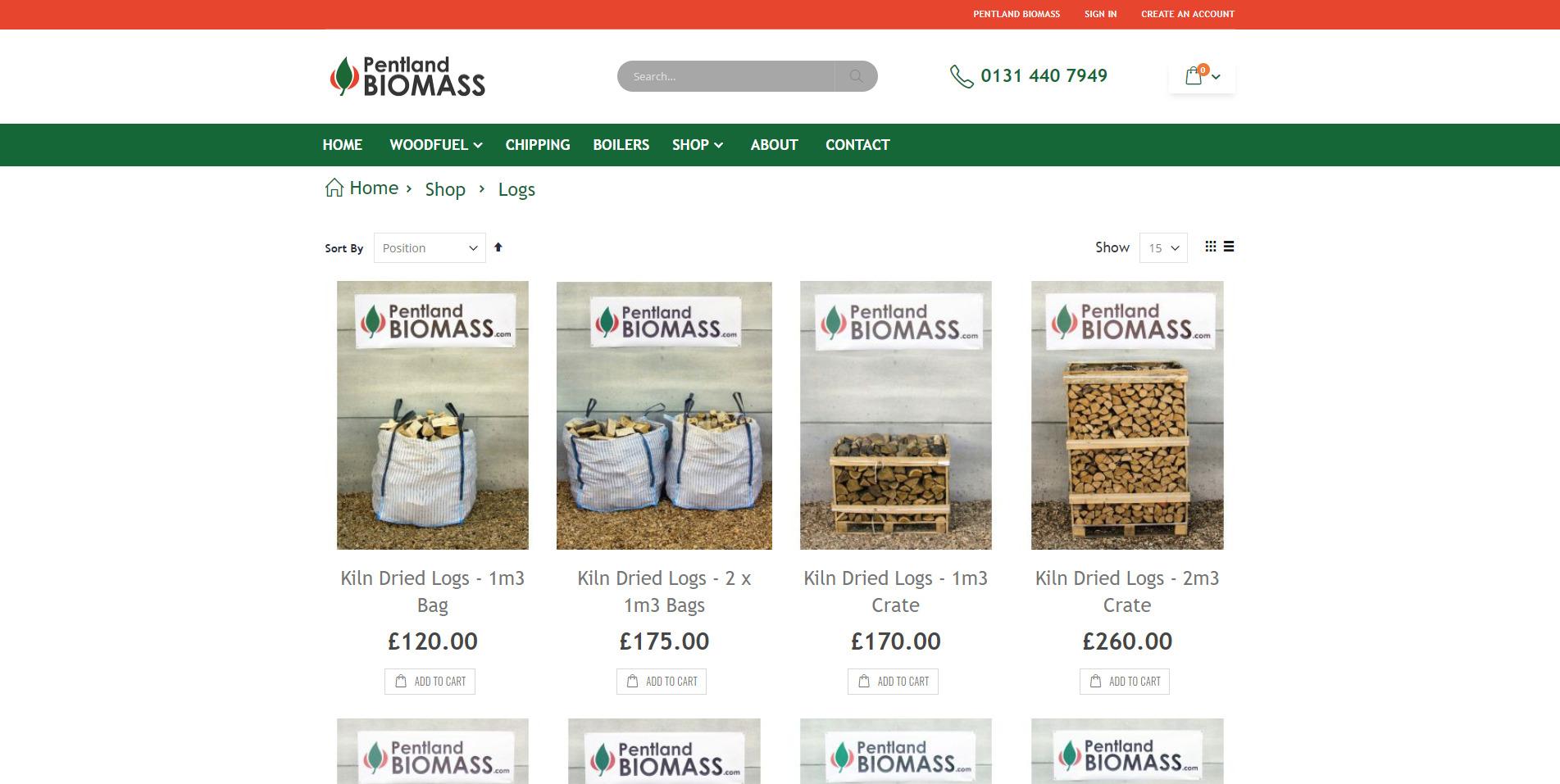 Logs-Shop