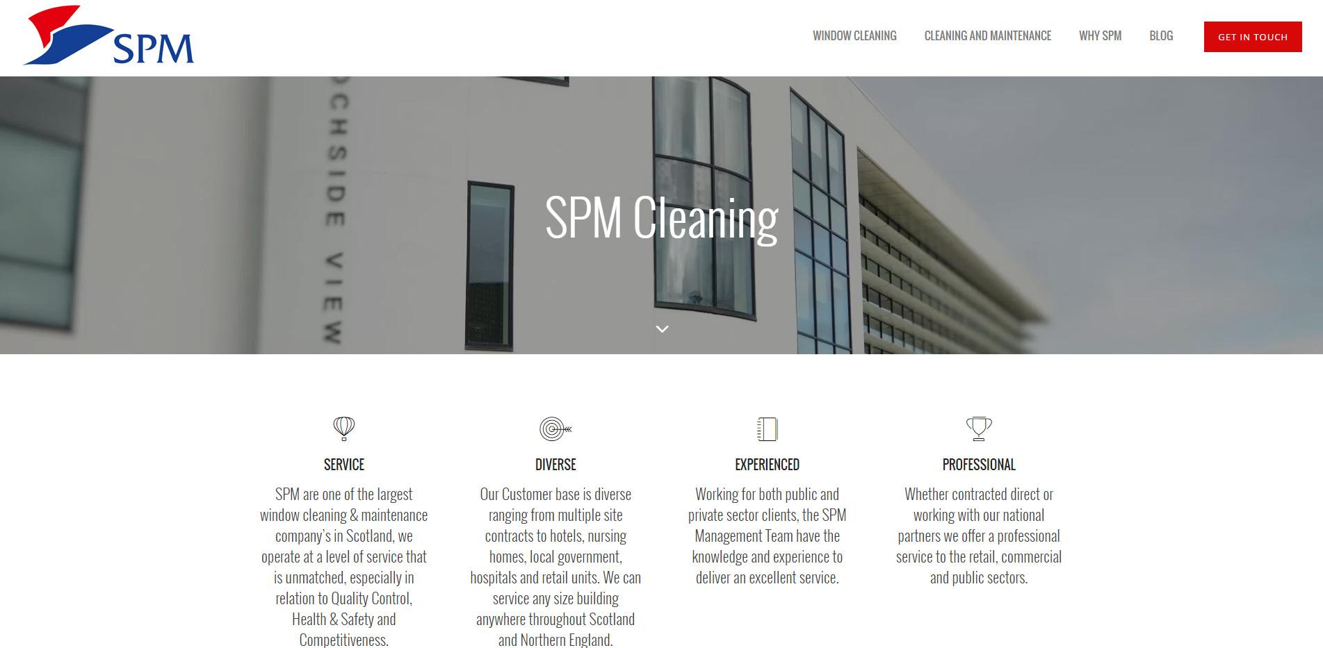 SPM-Homepage