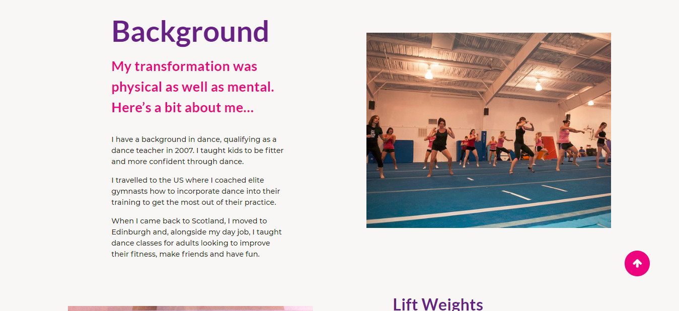 Homepage Strong Lean Living (1)