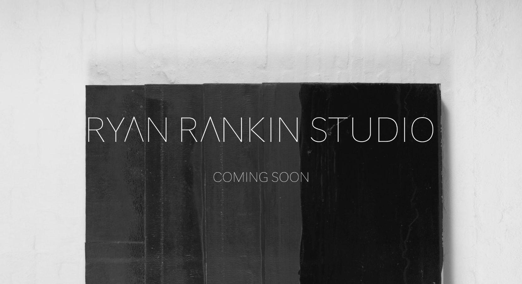 Ryan Rankin Studio Design