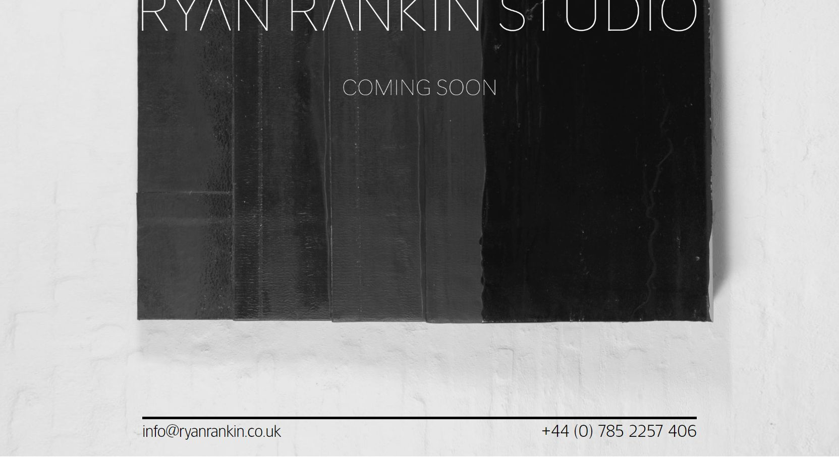 Ryan Rankin Studio Contact