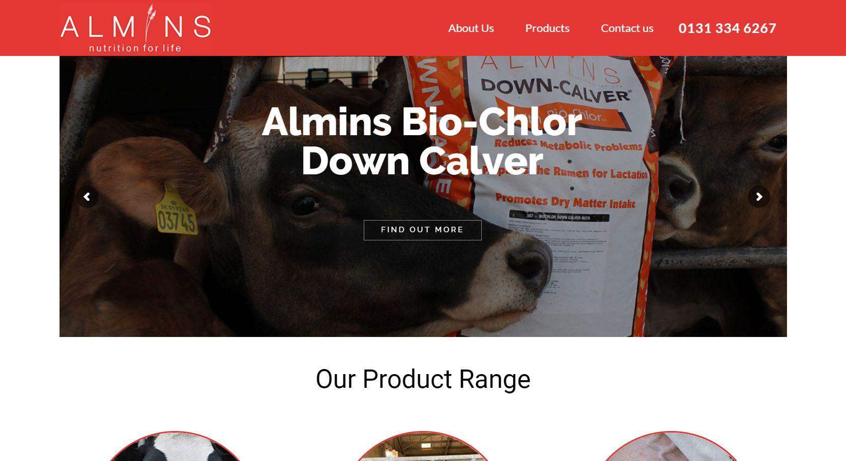 Almins Homepage