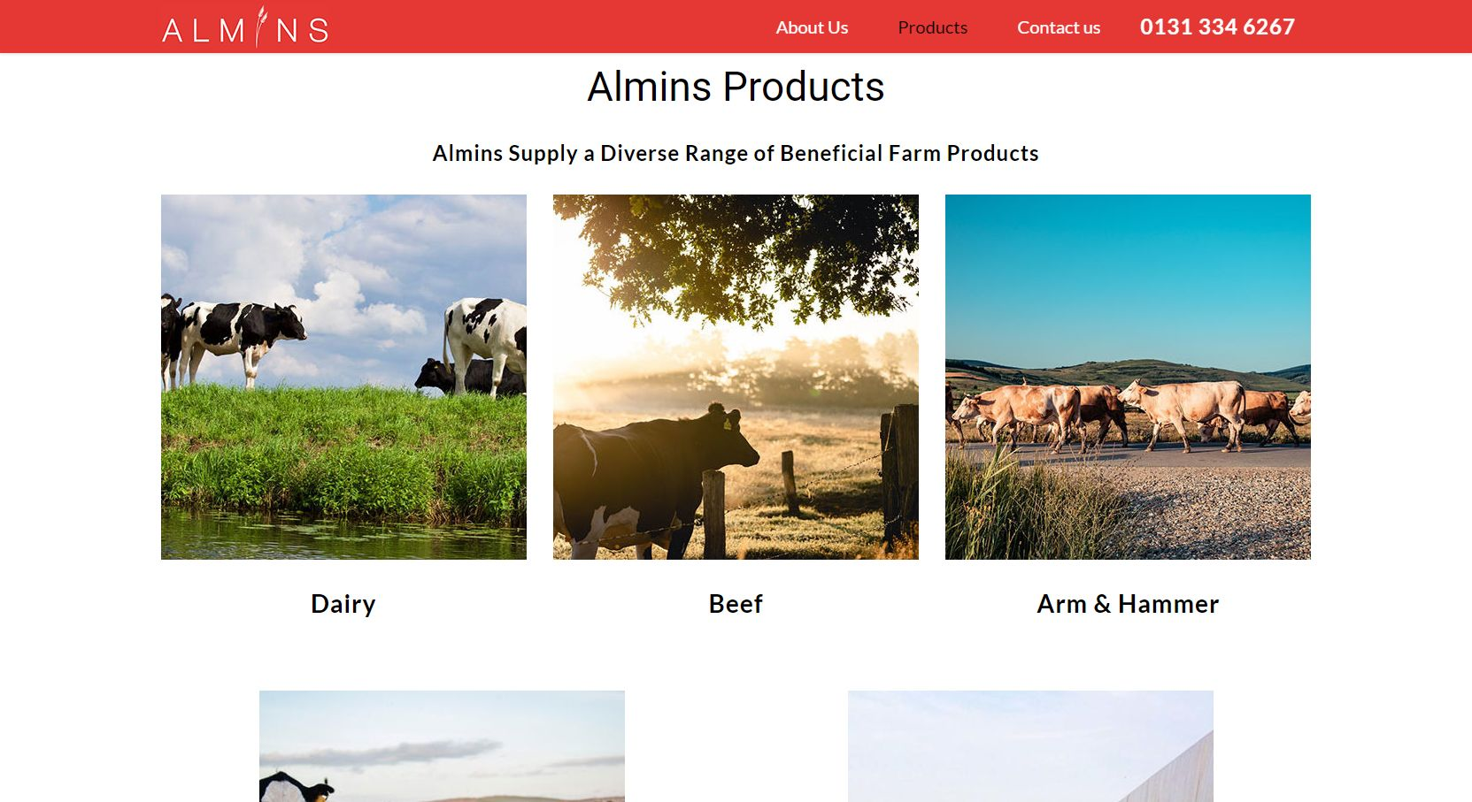 Almins Products