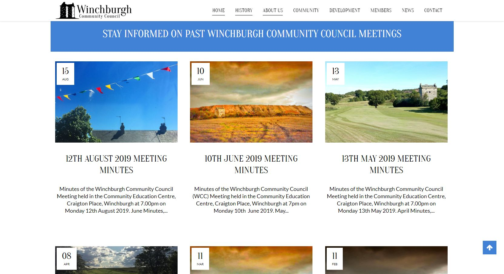 Winchburgh Community Council Blog Feed