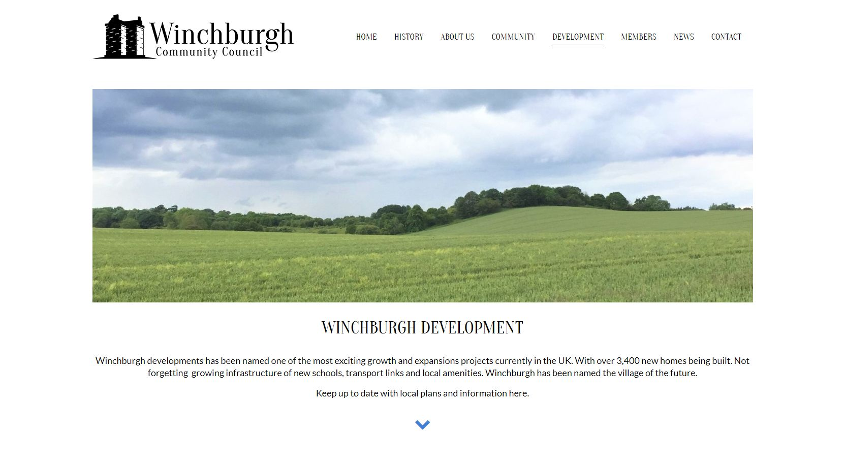 Winchburgh Community Council Development