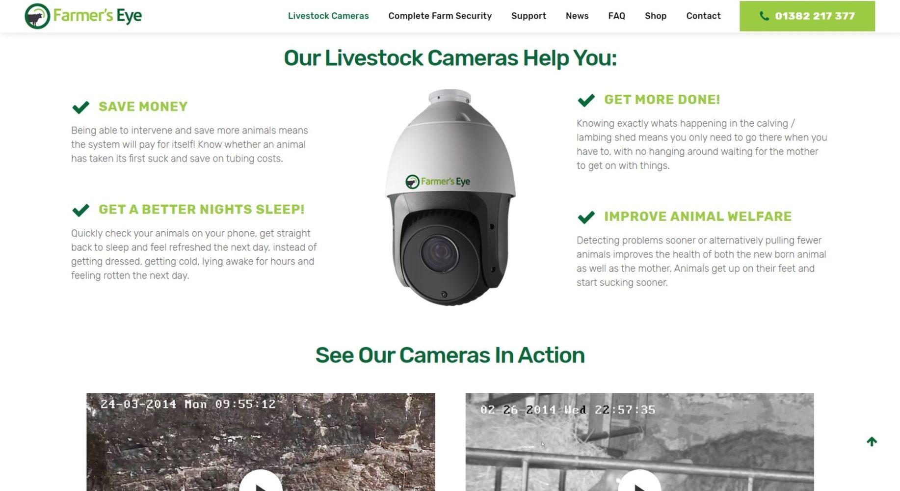 Farmers Eye Camera