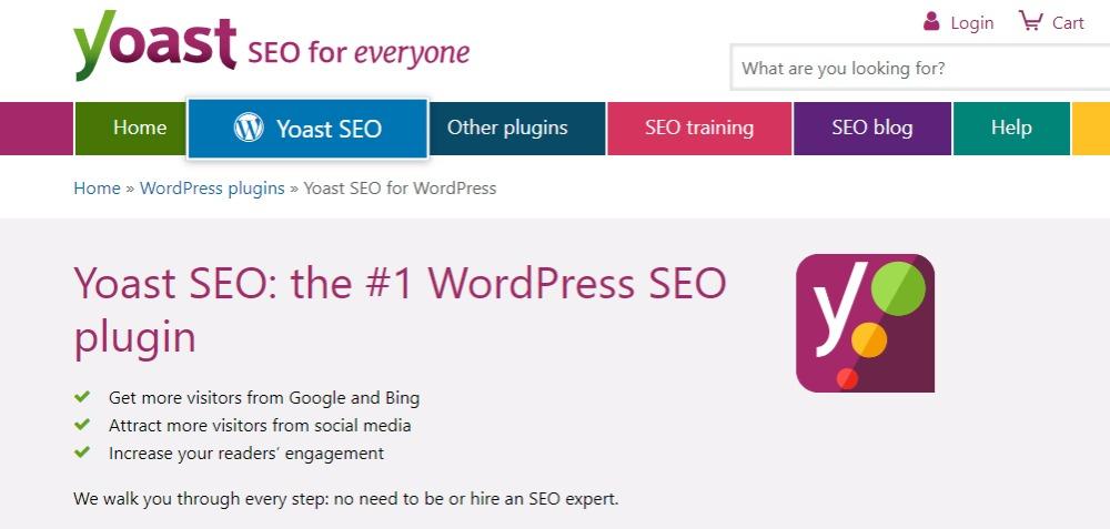 Yoast SEO User Guide Plugin Website